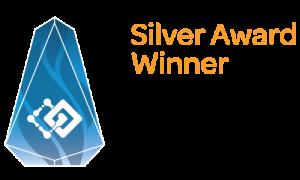 Step Two Digital Workplace Silver Award logo